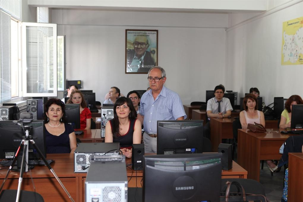 Video Conference Svishtov